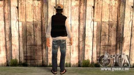 Desmadroso v5.0 pour GTA San Andreas deuxième écran