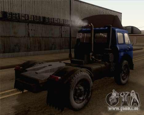 MAZ 504 a pour GTA San Andreas laissé vue