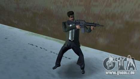 Retekstur Waffen für GTA Vice City