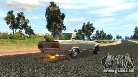VAZ 2105 pour le moteur de GTA 4