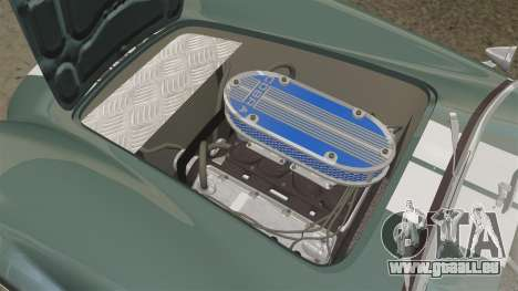 Shelby Cobra 427 SC 1965 pour GTA 4 est un côté