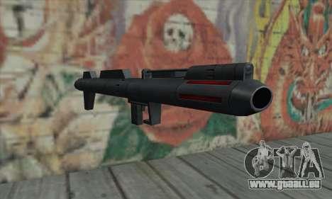 Raketenwerfer aus Star Wars für GTA San Andreas