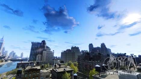 Colorado météo pour GTA 4 secondes d'écran