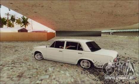 VAZ 2101 pour GTA San Andreas salon
