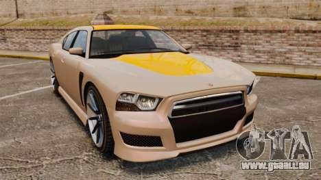 GTA V Bravado Buffalo Supercharged für GTA 4