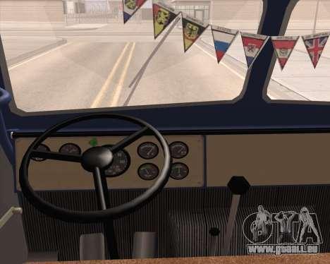MAZ 504a für GTA San Andreas rechten Ansicht