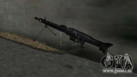 Maschinengewehr MG-3 für GTA Vice City