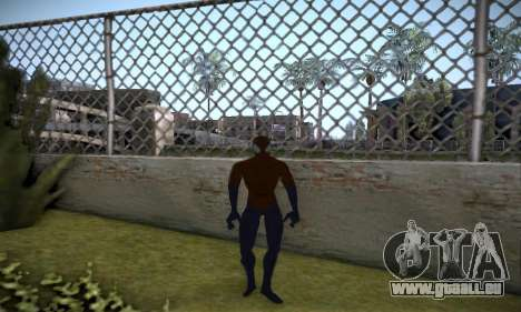 Spider man EOT Full Skins Pack für GTA San Andreas fünften Screenshot