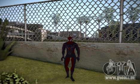 Spider man EOT Full Skins Pack pour GTA San Andreas deuxième écran
