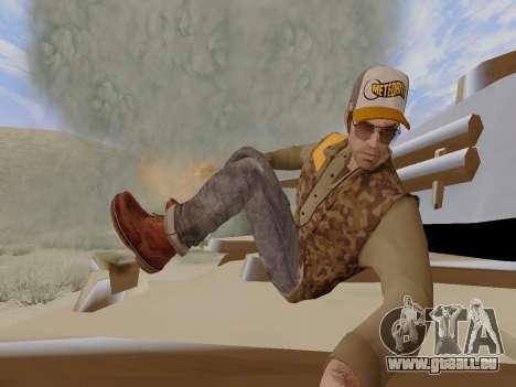 Trevor Phillips pour GTA San Andreas neuvième écran