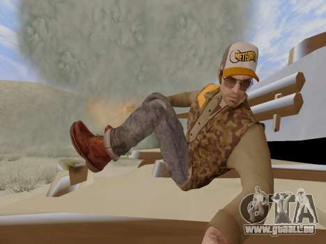 Trevor Phillips für GTA San Andreas neunten Screenshot