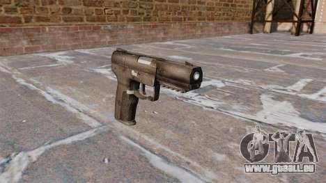 Pistolet Self-loading FN Five-seveN pour GTA 4
