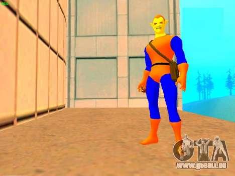 Hobgoblin Comics für GTA San Andreas dritten Screenshot