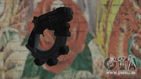Le pistolet de Timeshift pour GTA San Andreas