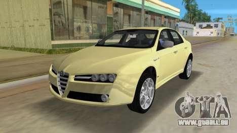 Alfa Romeo 159 ti für GTA Vice City