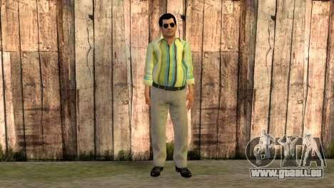 Joe Barbaro für GTA San Andreas