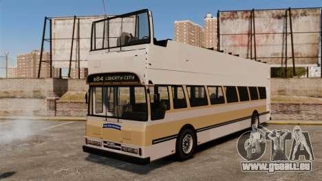Touristenbus für GTA 4
