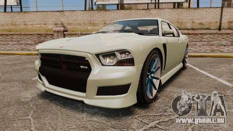 GTA V Bravado Buffalo STD8 v2.0 für GTA 4