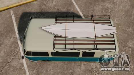 GTA V BF Surfer Burgerfahrzeug pour GTA 4 est un droit