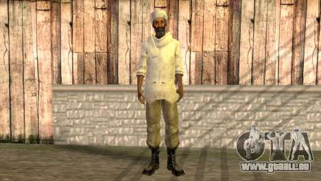 USAM Ben Laden pour GTA San Andreas