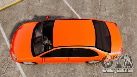 Honda Civic VTEC für GTA 4 rechte Ansicht