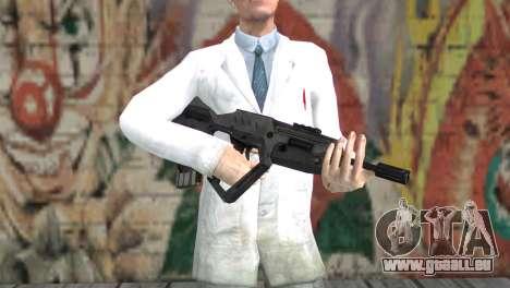 Tar 21 pour GTA San Andreas troisième écran