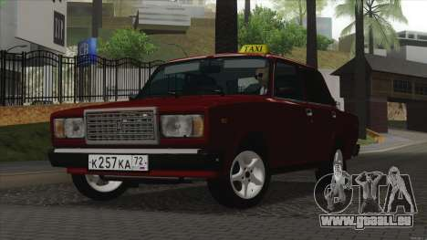 VAZ 2107 Bombilla pour GTA San Andreas