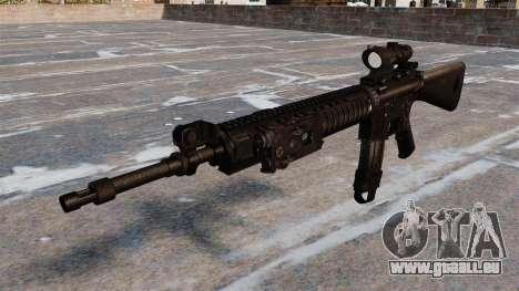 Das M16A4 Sturmgewehr für GTA 4