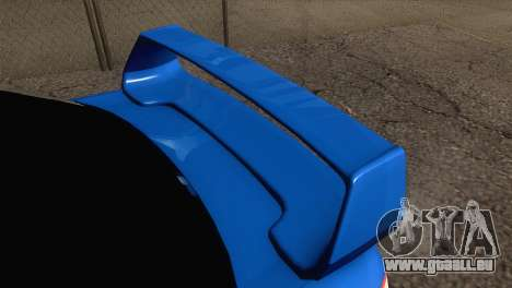 Subaru WRX STI 2004 pour GTA San Andreas vue de droite