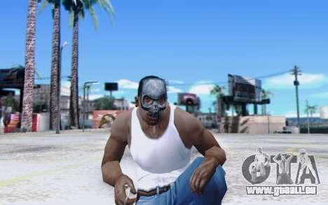 Skull Mask für GTA San Andreas