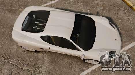Turismo Sport für GTA 4 rechte Ansicht