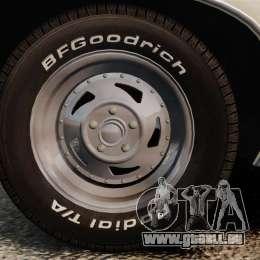 Chevrolet Impala 1967 für GTA 4 Rückansicht