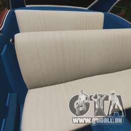 Chevrolet Impala 1967 pour GTA 4 est un côté