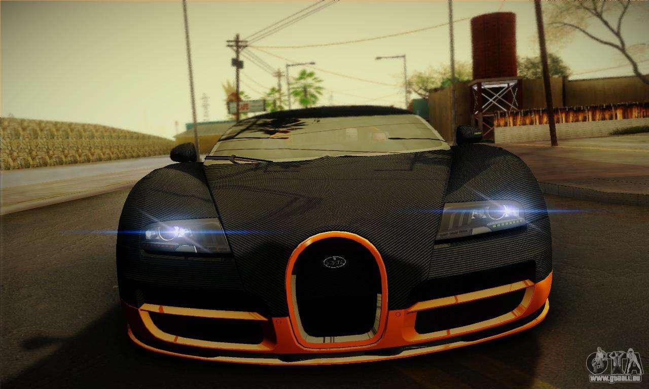bugatti veyron super sport world record edition pour gta san andreas. Black Bedroom Furniture Sets. Home Design Ideas