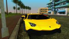 Lamborghini Aventador LP720-4 50th Anniversario pour GTA Vice City
