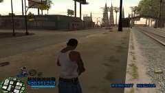 C-HUD CutHot für GTA San Andreas