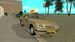 GAZ Volga 31105 Taxi