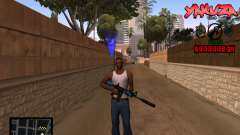 C-HUD Yakuza für GTA San Andreas