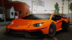 Lamborghini Aventador LP 700-4 RENM Tuning für GTA San Andreas