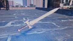 L'épée sacrée