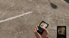 Helden-Thema für Ihr Handy
