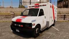 Brute B.C. Ambulance Service [ELS]