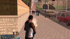 C-HUD by Mike Renaissance für GTA San Andreas