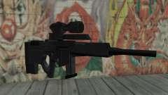 Scharfschützengewehr aus Resident Evil 4