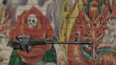 Fusil de sniper de S.T.A.L.K.E.R.