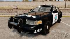 Ford Crown Victoria Liberty State Police für GTA 4