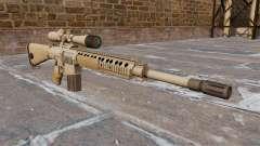 Le fusil de sniper M110 SASS