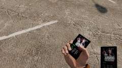 Thème pour téléphone Armin Van Buuren