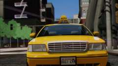 Ford Crown Victoria LA Taxi pour GTA San Andreas