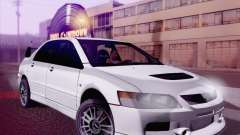Mitsubishi Lancer Evo IX MR Edition für GTA San Andreas